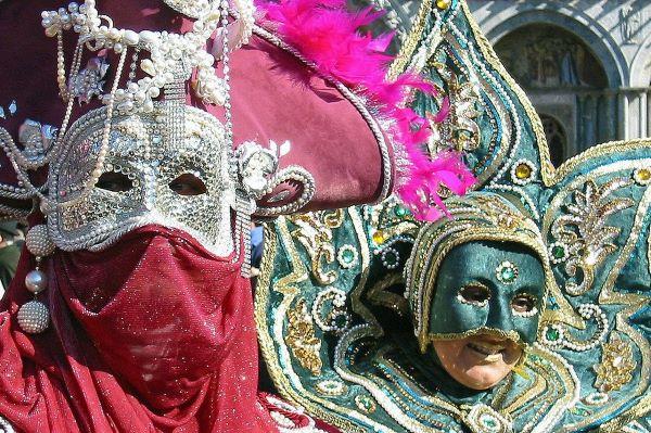 storia delle maschere di carnevale