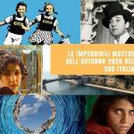le imperdibili mostre dell'autunno 2020 nel sud italiaautunno 2020