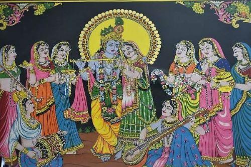 Read more about the article Krishna, il divino amante, in mostra a Torino