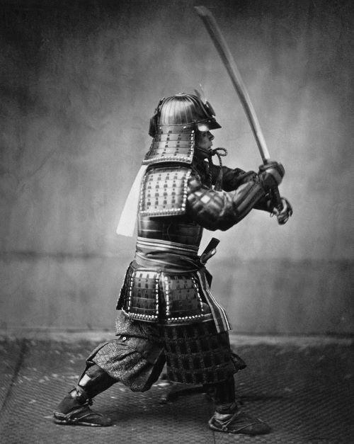 samurai chi erano